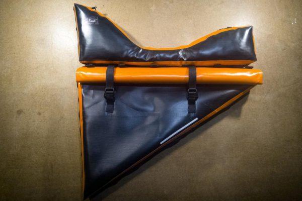 Top tube bag frame bag waterproof durable